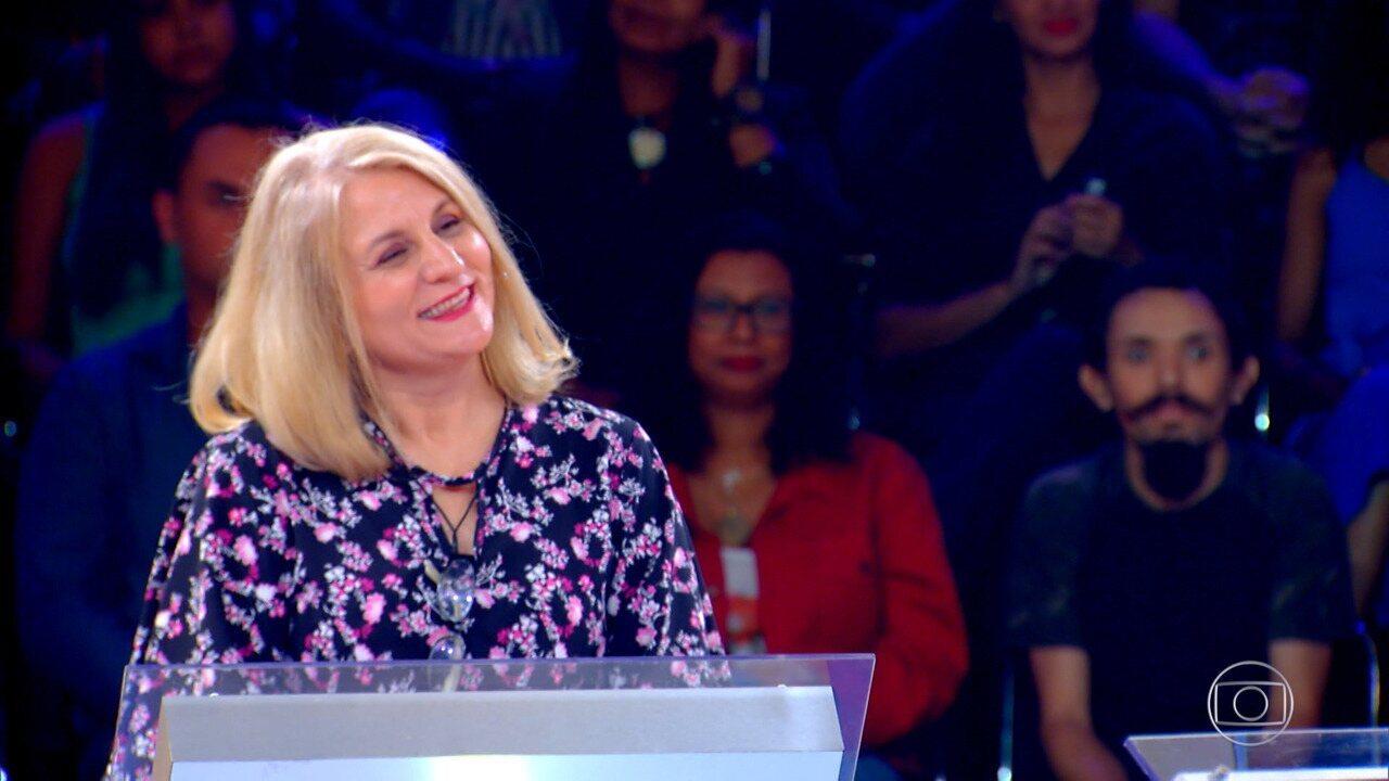'Quem Quer Ser Um Milionário': Silvana segue na busca pelo milhão