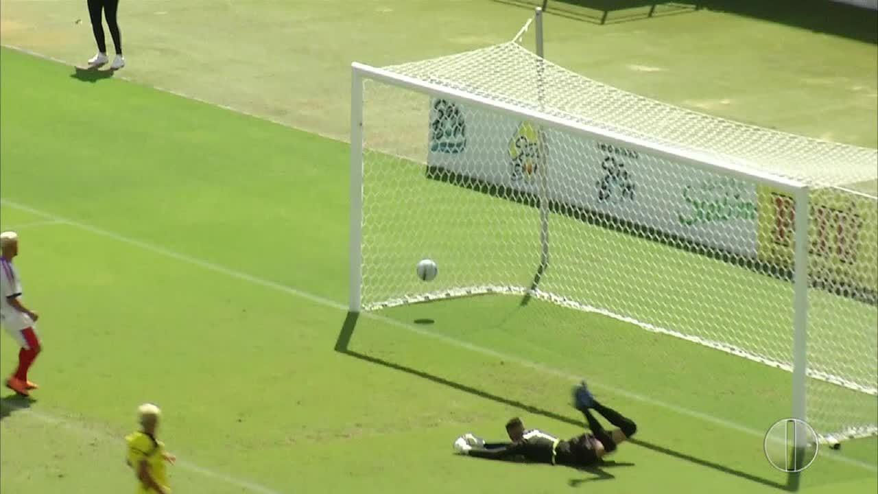 Super Matutão: Veja gols de São Gonçalo do Amarante 2 x 1 São Pedro