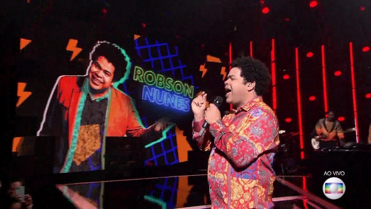 Robson Nunes apresenta a música ´Manuel/Superstition`