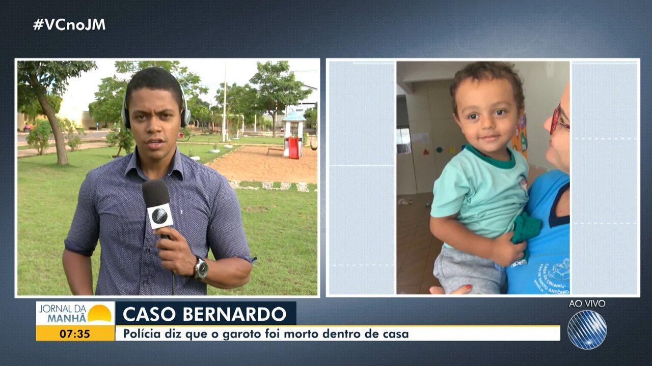 Polícia conclui investigações e afirma que pai matou o filho dentro de casa após raptá-lo