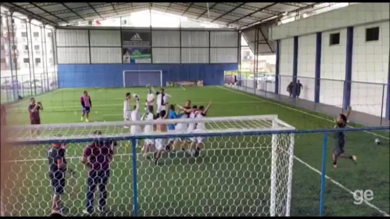 STM vence Cerimonial nos pênaltis e conquista o título da Copa Integração, da DRF Belém