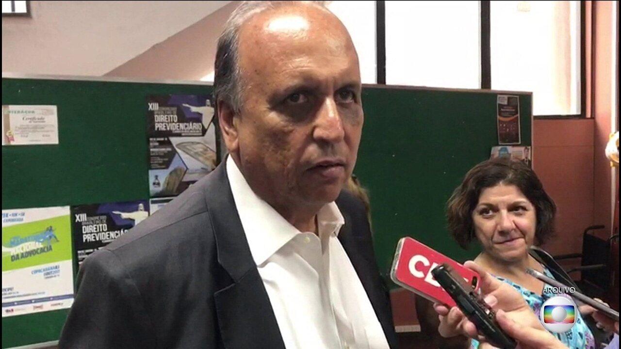 STJ manda soltar Pezão, ex-governador do RJ, preso preventivamente desde 2018
