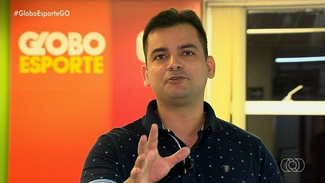Victor Hugo Araújo traz as últimas notícias do mercado da bola em Goiás; assista!