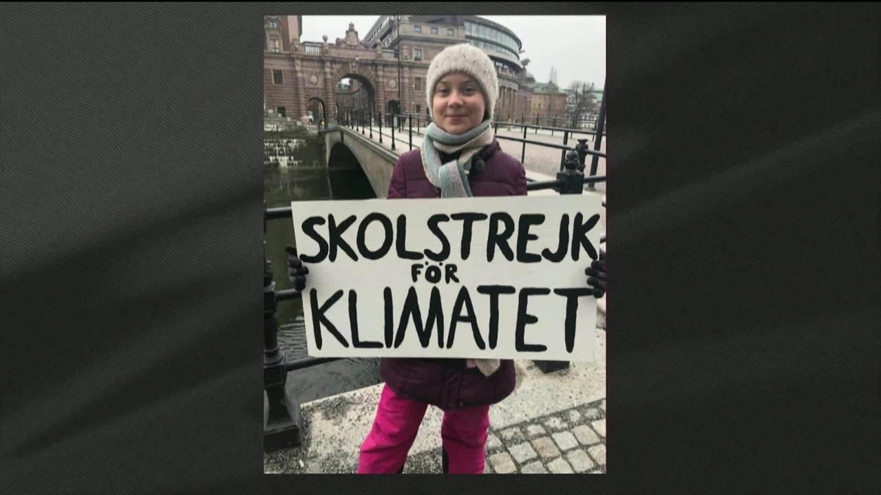 Saiba mais sobre Greta Thunberg, a jovem ativista de 16 anos