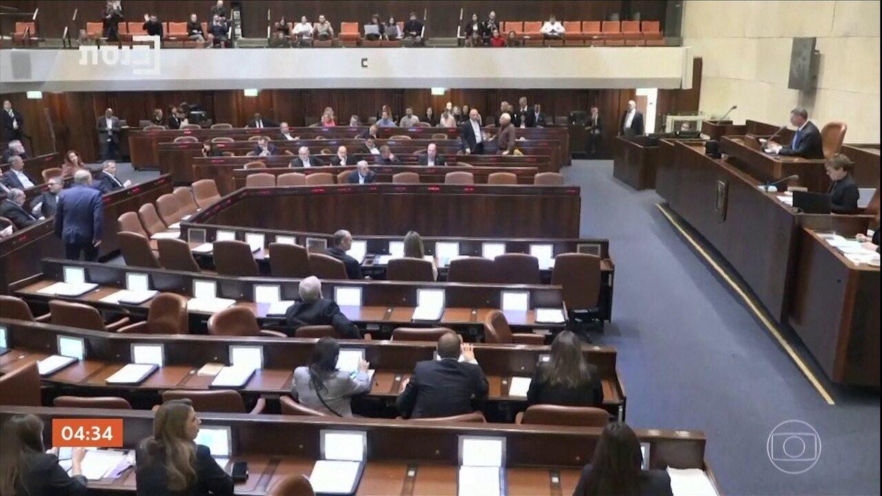 Parlamento de Israel foi dissolvido e população volta às urnas em março de 2020