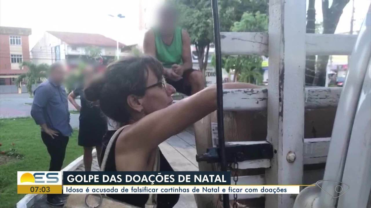 Mulher é presa após aplicar golpes em fiéis de igreja no ES