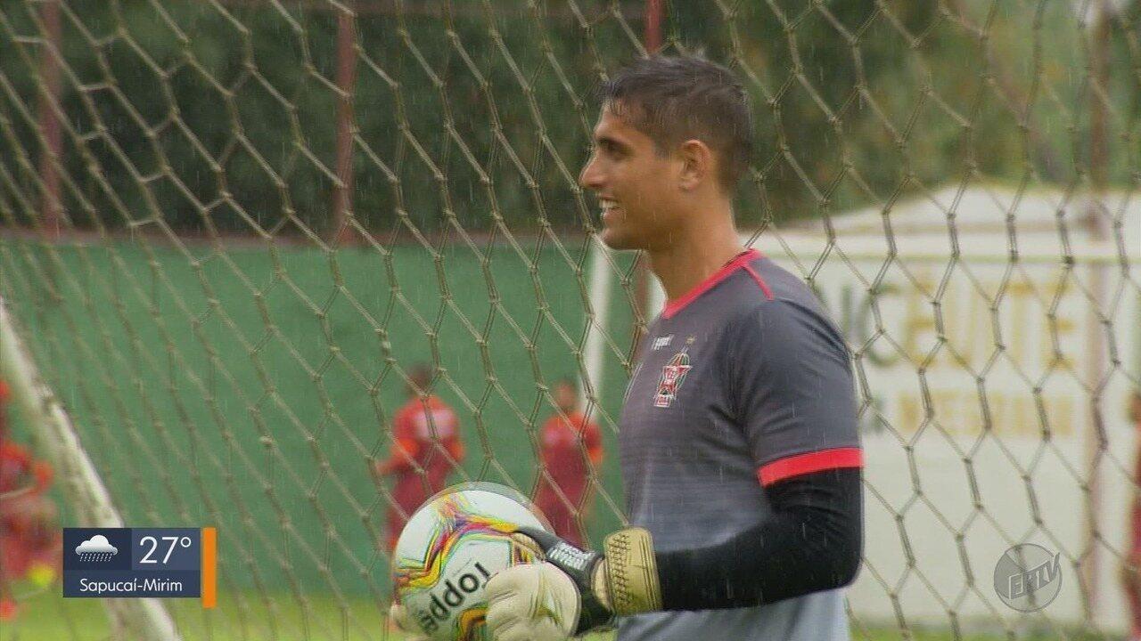 Boa Esporte segue pré-temporada em preparação para o Campeonato Mineiro