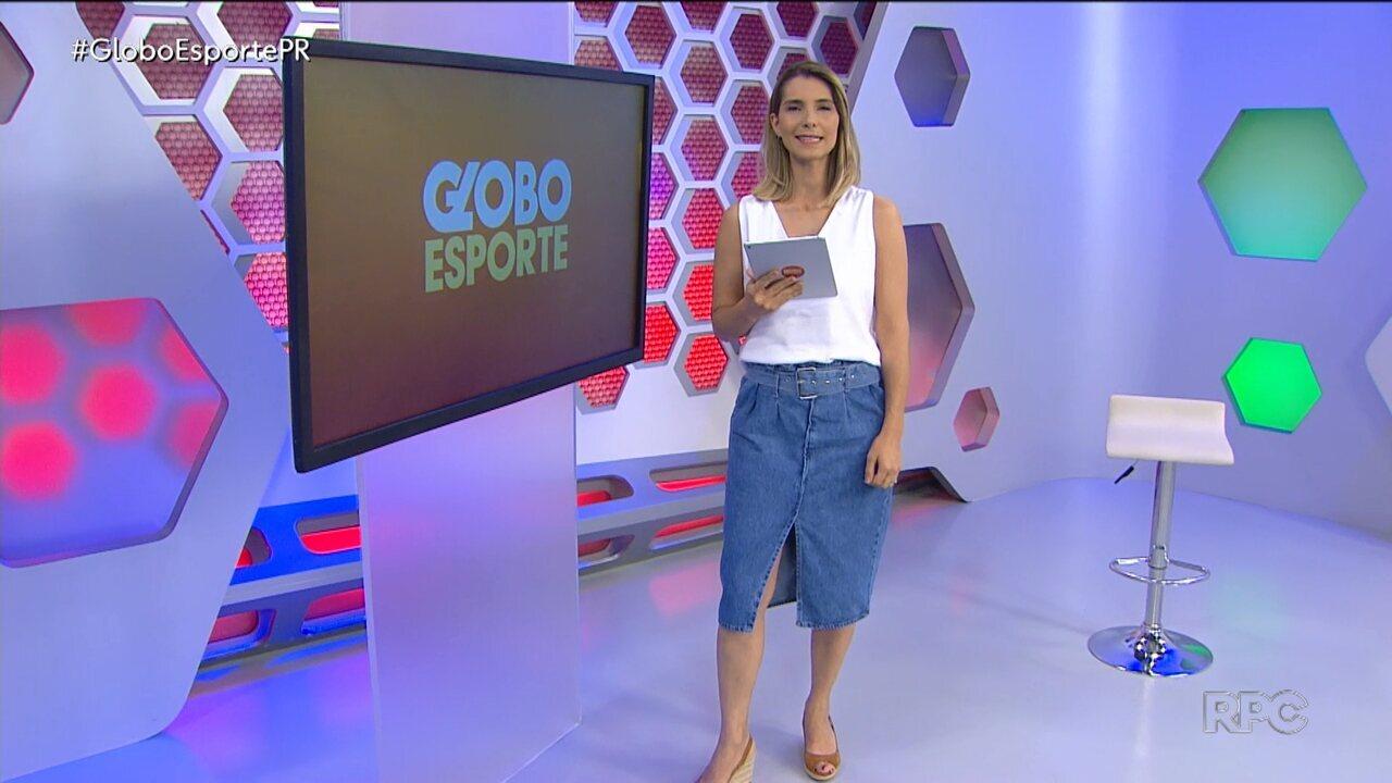 Confira a íntegra da edição do Globo Esporte-PR desta quinta-feira, 12/12 - Confira a íntegra da edição do Globo Esporte-PR desta quinta-feira, 12/12