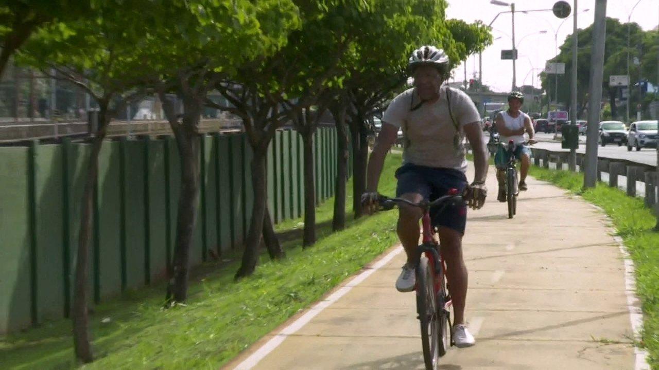 Prefeitura da capital anuncia plano de expansão das ciclovias da cidade