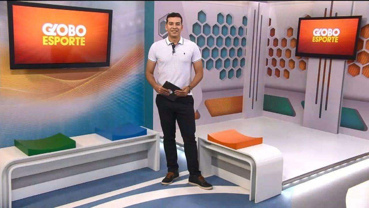 Confira a íntegra do Globo Esporte desta sexta-feira - Globo Esporte - TV Integração - 13/12/2019