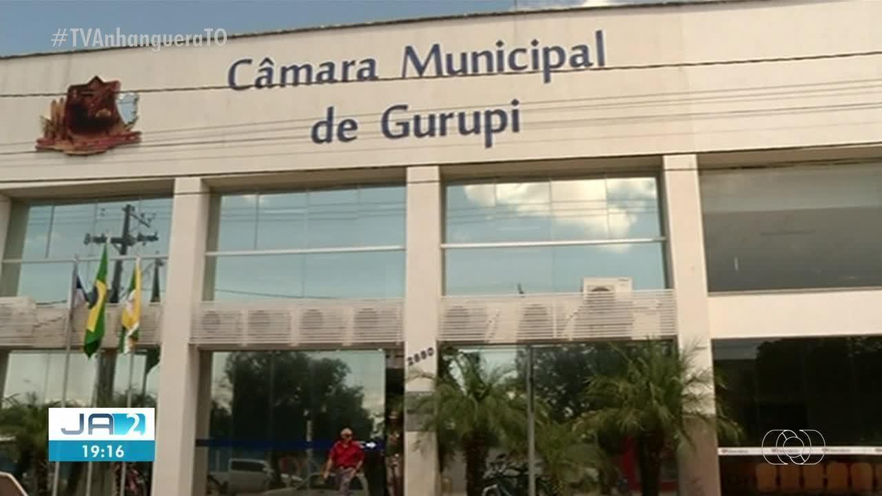 Salário de vereadores de Gurupi vai subir para R$ 10 mil a partir de 2021
