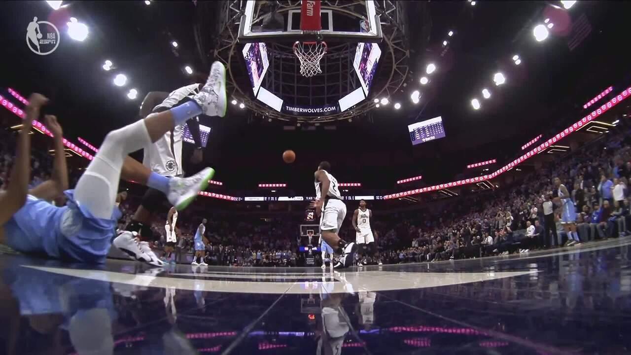 Melhores momentos de Los Angeles Clippers 124 x 117 Minnesota Timberwolves pela NBA
