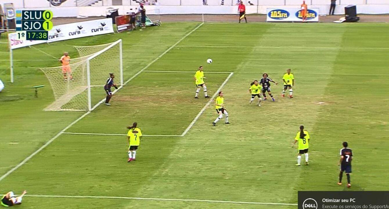 Melhores momentos de São José 2 x 0 Santa Lúcia, pela final feminina da Taça das Favelas