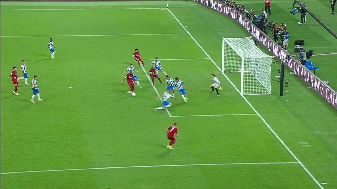 Melhores momentos de Monterrey 1x2 Liverpool pela semifinal do Mundial de Clubes