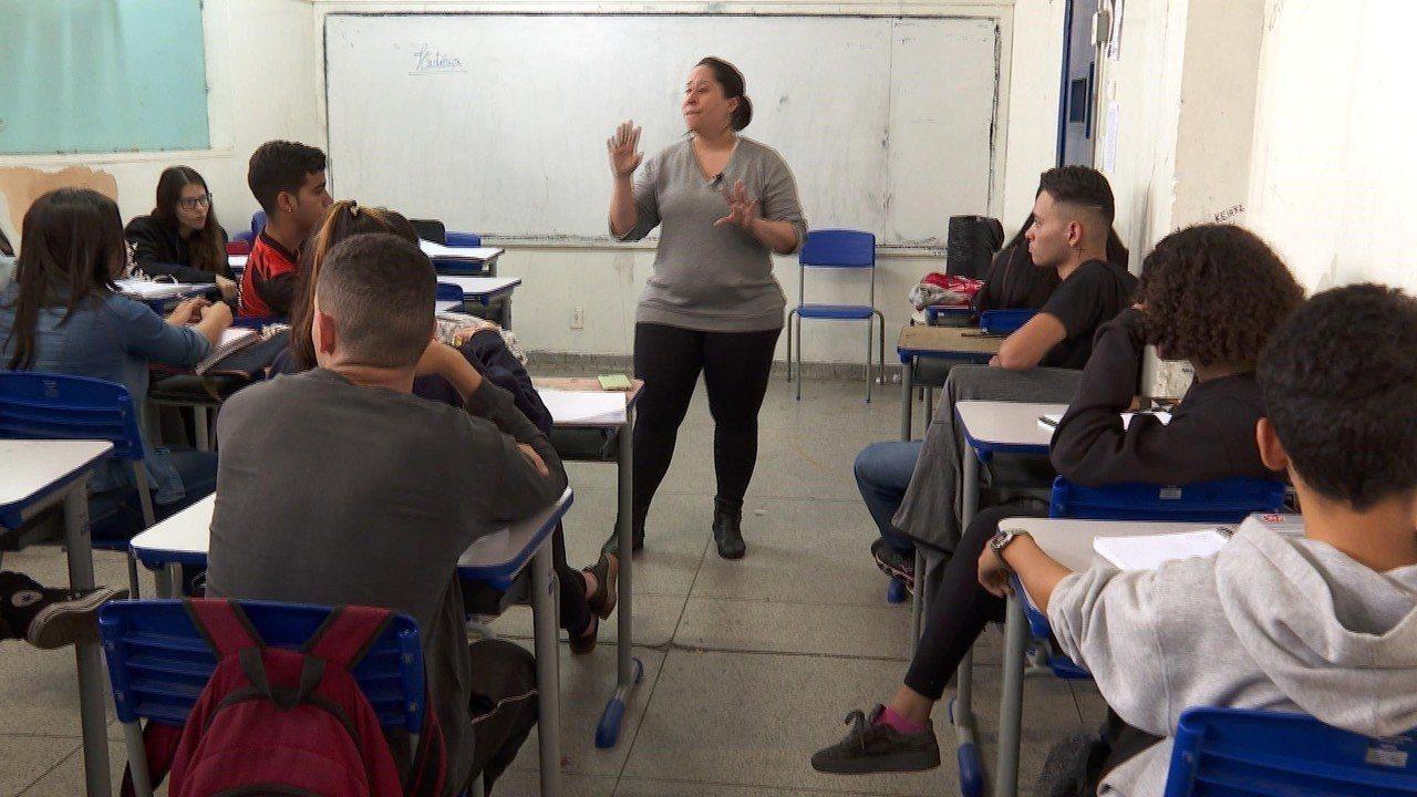 Profissão Repórter - Professores - 18/12/2019