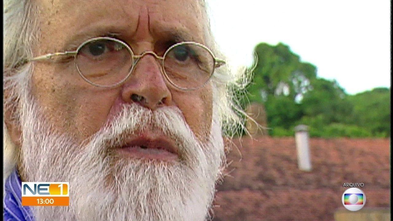 Francisco Brennand morre aos 92 anos no Recife