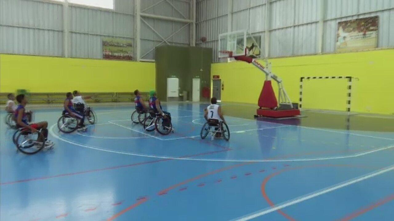 Resultado de imagem para No AC, grupo de cadeirantes enfrentam desafios, mas usam esporte como superação