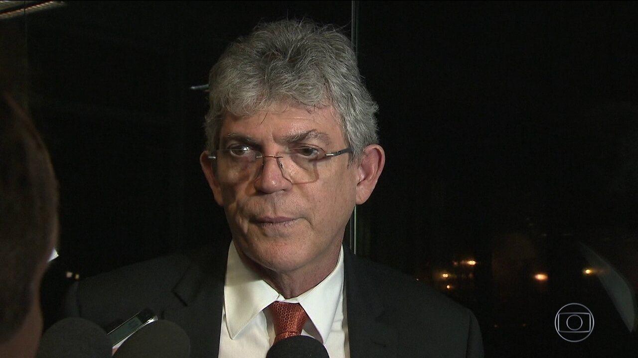 Polícia Federal prende ex-governador da Paraíba, Ricardo Coutinho (PSB)