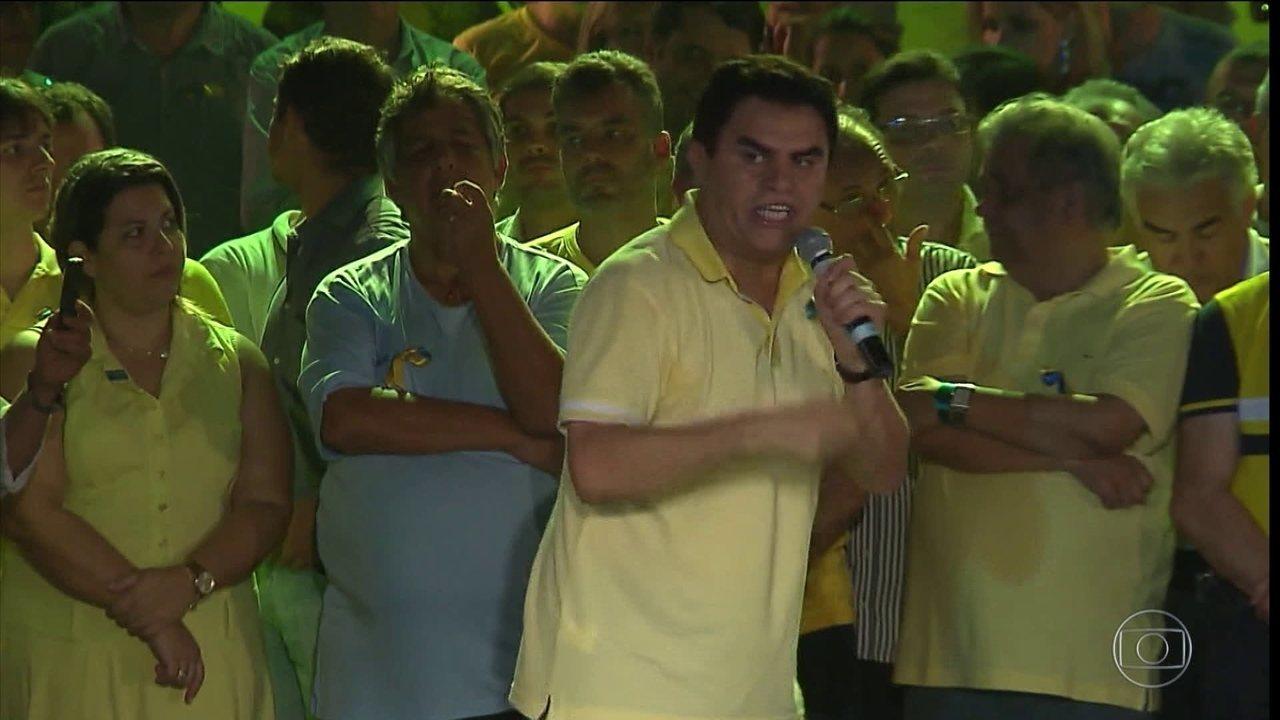 Deputado Wilson Santiago, do PTB, e mais seis são denunciados pela PGR