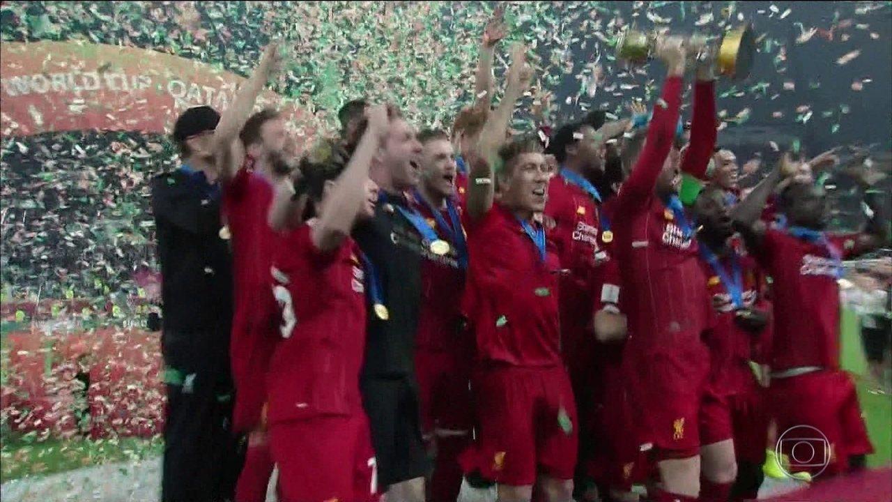 Liverpool vence o Flamengo e é campeão do Mundial de Clubes da FIFA