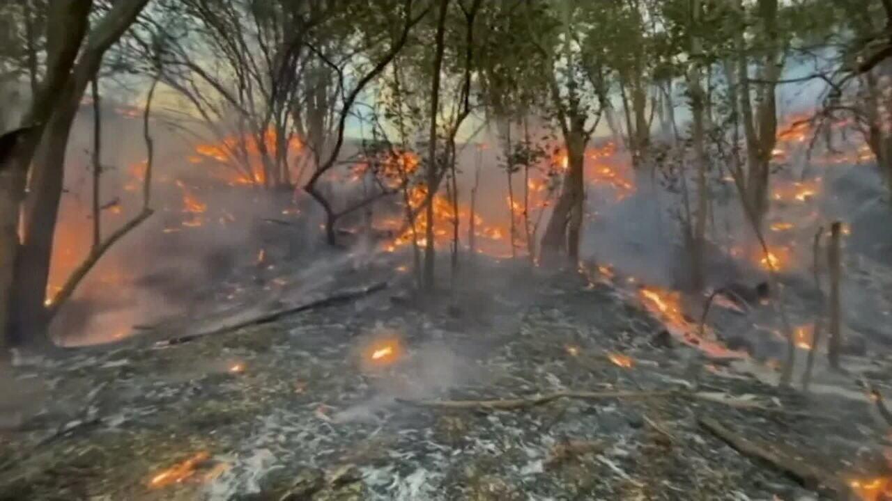 Nova onda de calor pode agravar incêndios na Austrália