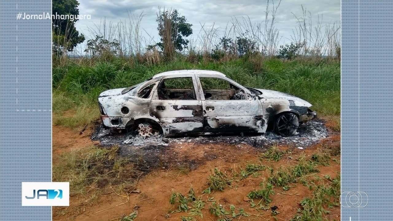 Estagiária da Prefeitura de Formosa é achada morta junto a carro incendiado, em Cabeceiras