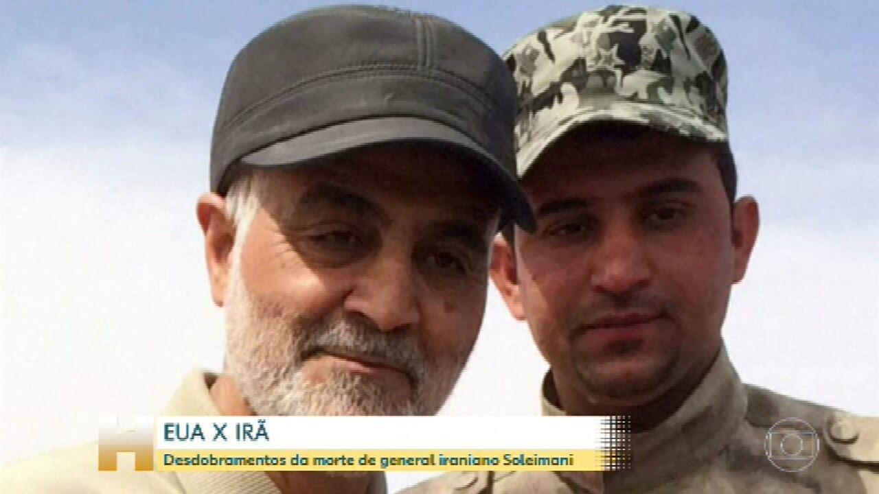 Assassinato de líder iraniano é capítulo de maior tensão entre Irã e EUA desde a revolução