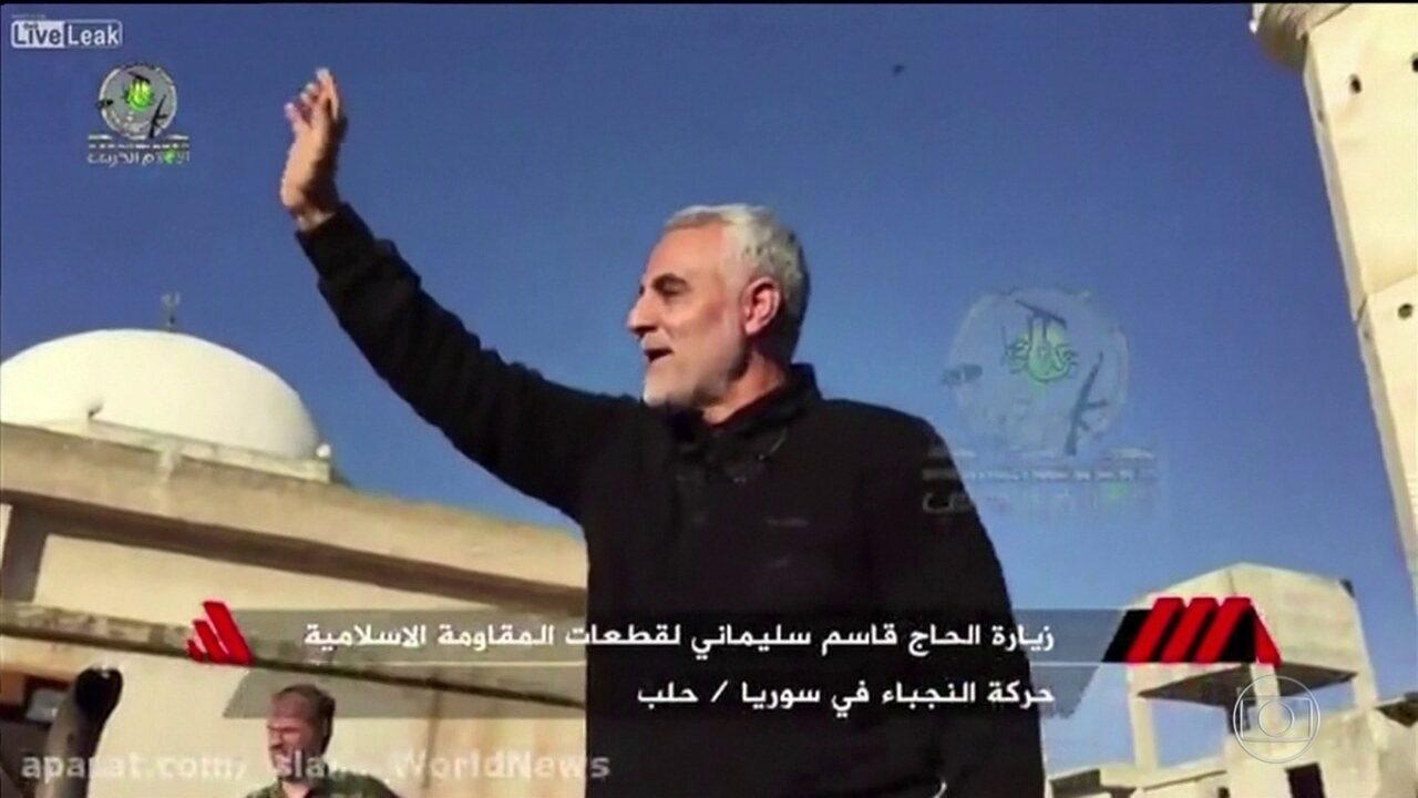 Qassem Soleimani era considerado o segundo homem mais poderoso do Irã