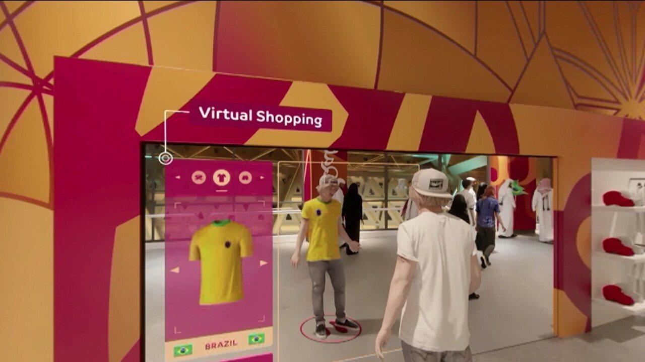 Modernidades da tecnologia serão destaque na Copa do Mundo do Catar em 2022