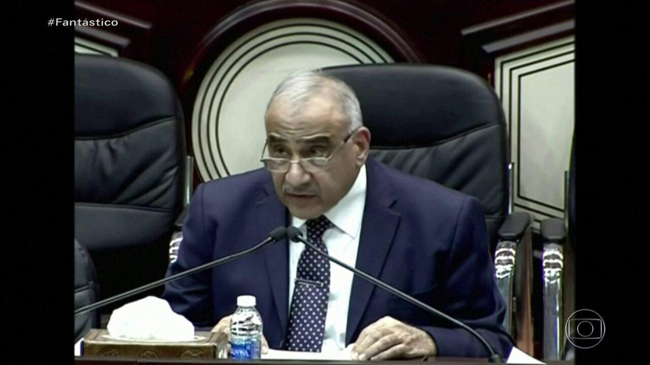 """""""Uma violação à soberania do Iraque"""", diz ministro iraquiano sobre ataque dos EUA"""