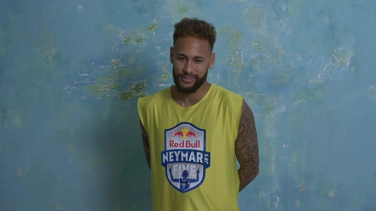 Neymar vê PSG na briga pela Champions e diz que espera jogar Copa América de 2020