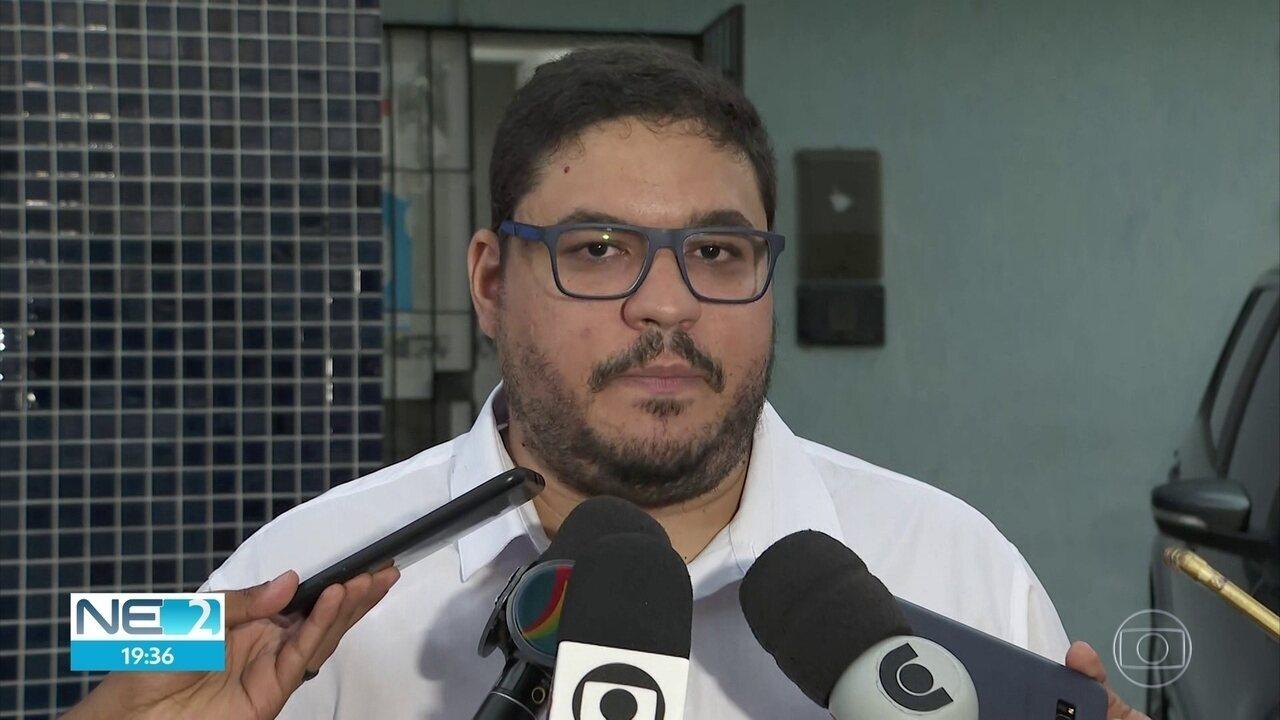 Presidente da Amape, Tiago Silva, disse que motorista suspeito de expulsar casal gay de carro vai processar secretário parlamentar
