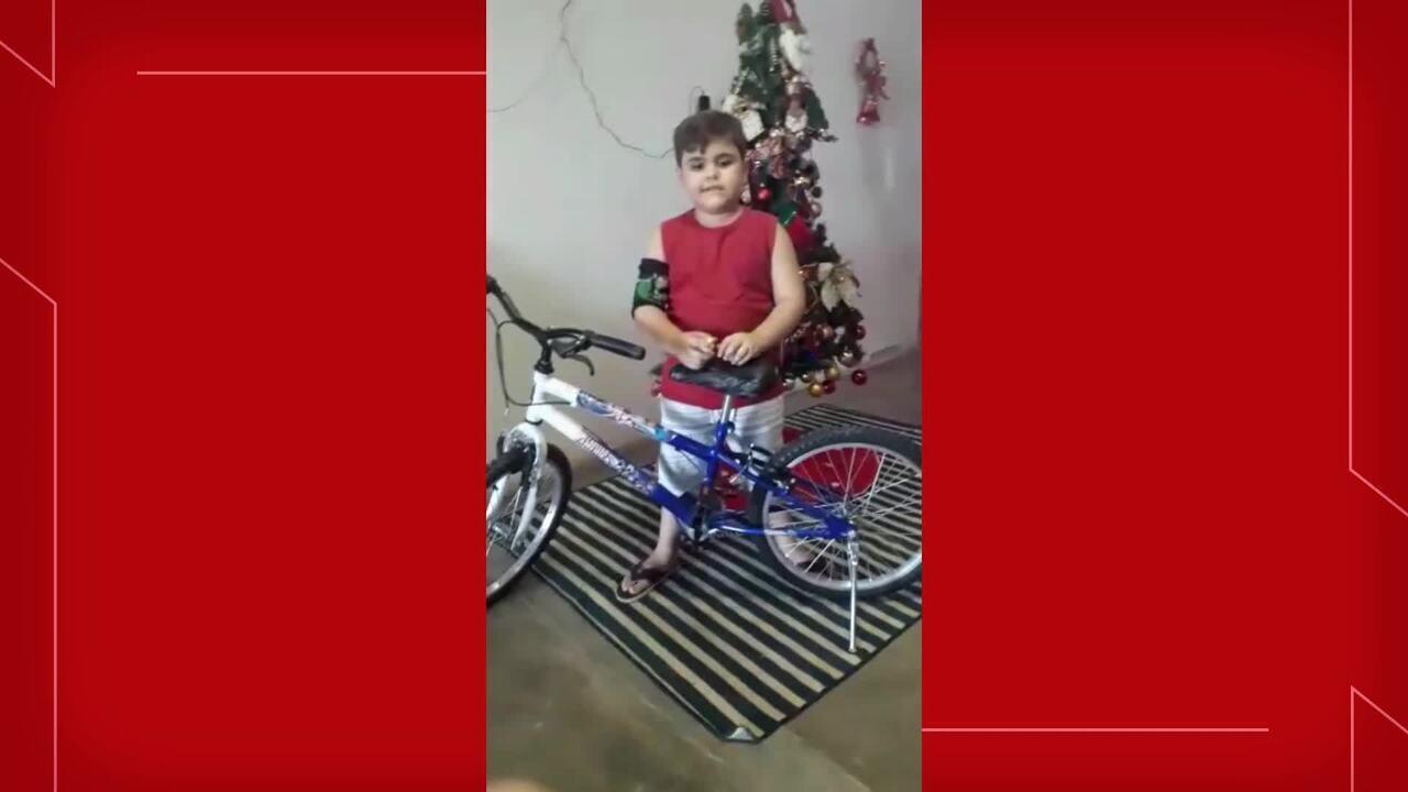 Resultado de imagem para Kaio anuncia a rifa da própria bicicleta para custear tratamento de doença em SP