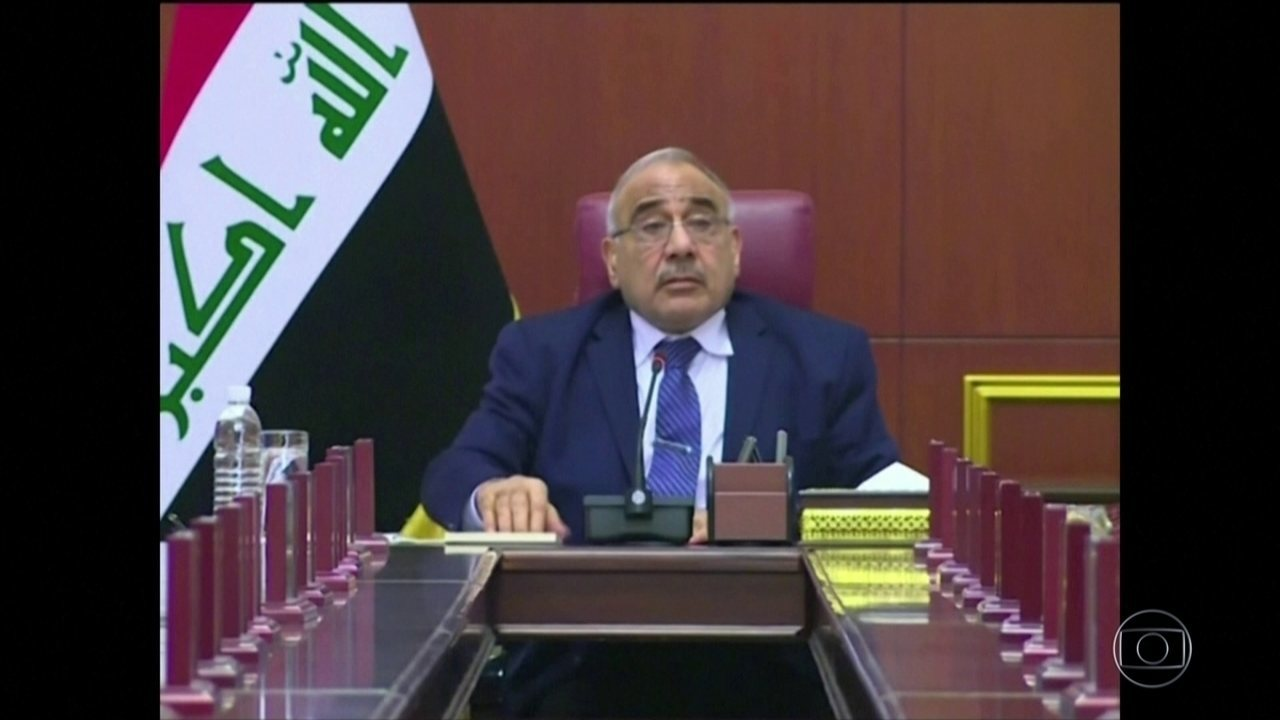 Governo do Iraque volta a pedir que militares americanos deixem o país