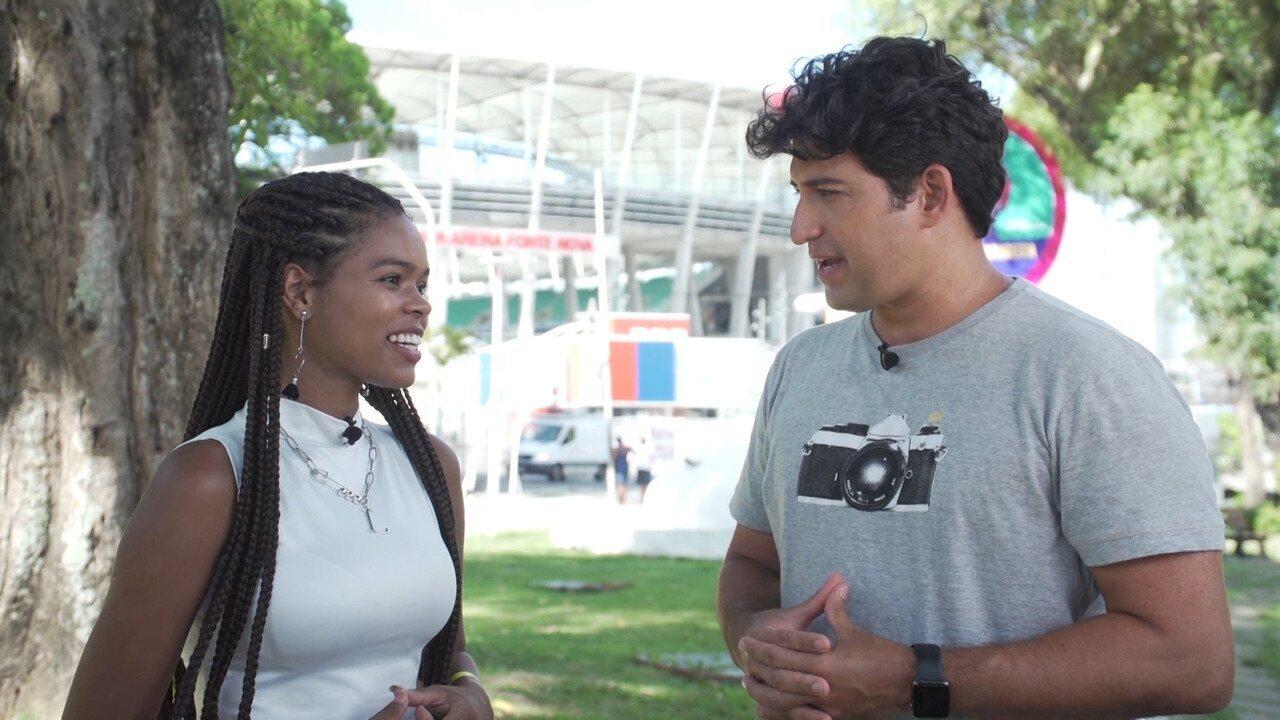 Fãs de Ivete e Léo falam do amor pelos ídolos e expectativas para o Festival de Verão