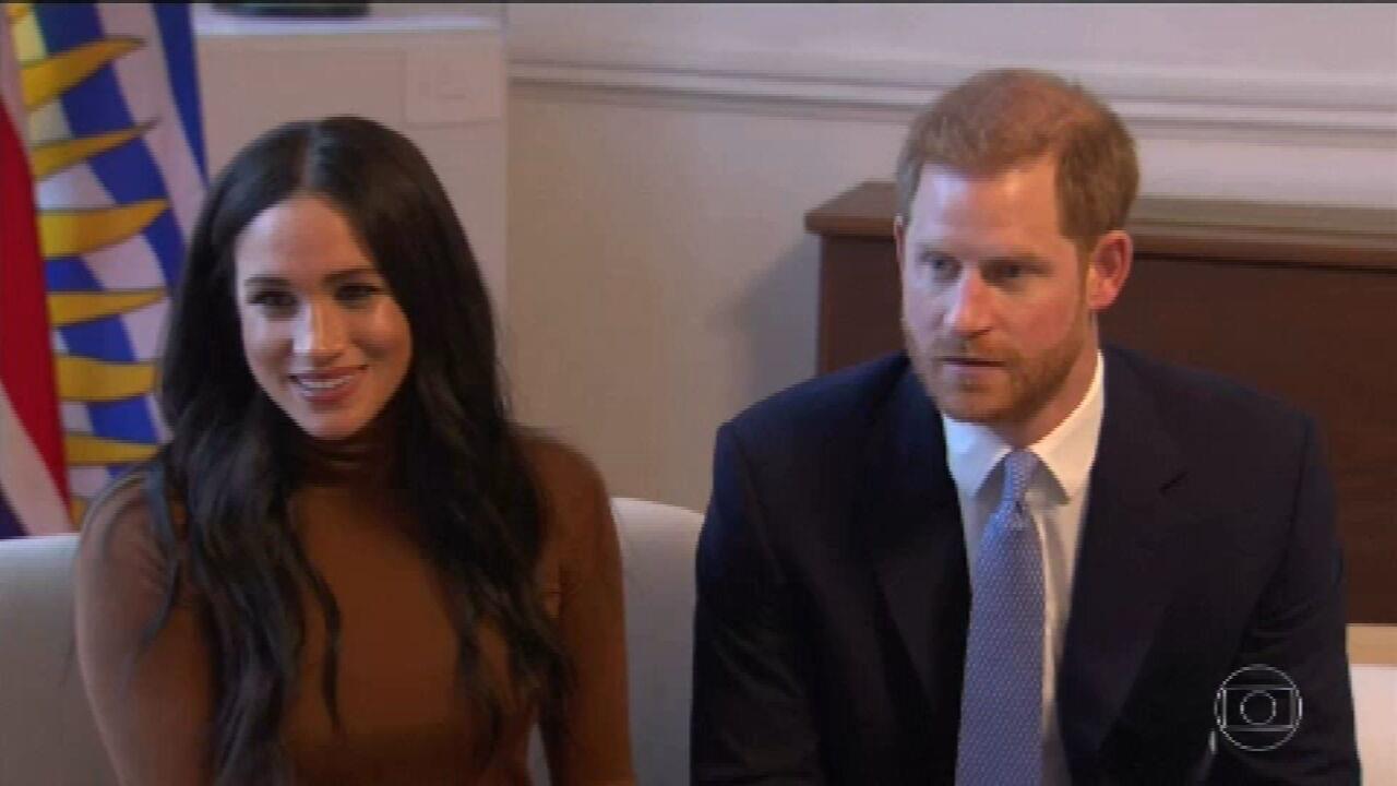Rainha Elizabeth II vai se reunir nesta segunda (13) com o neto, o príncipe Harry