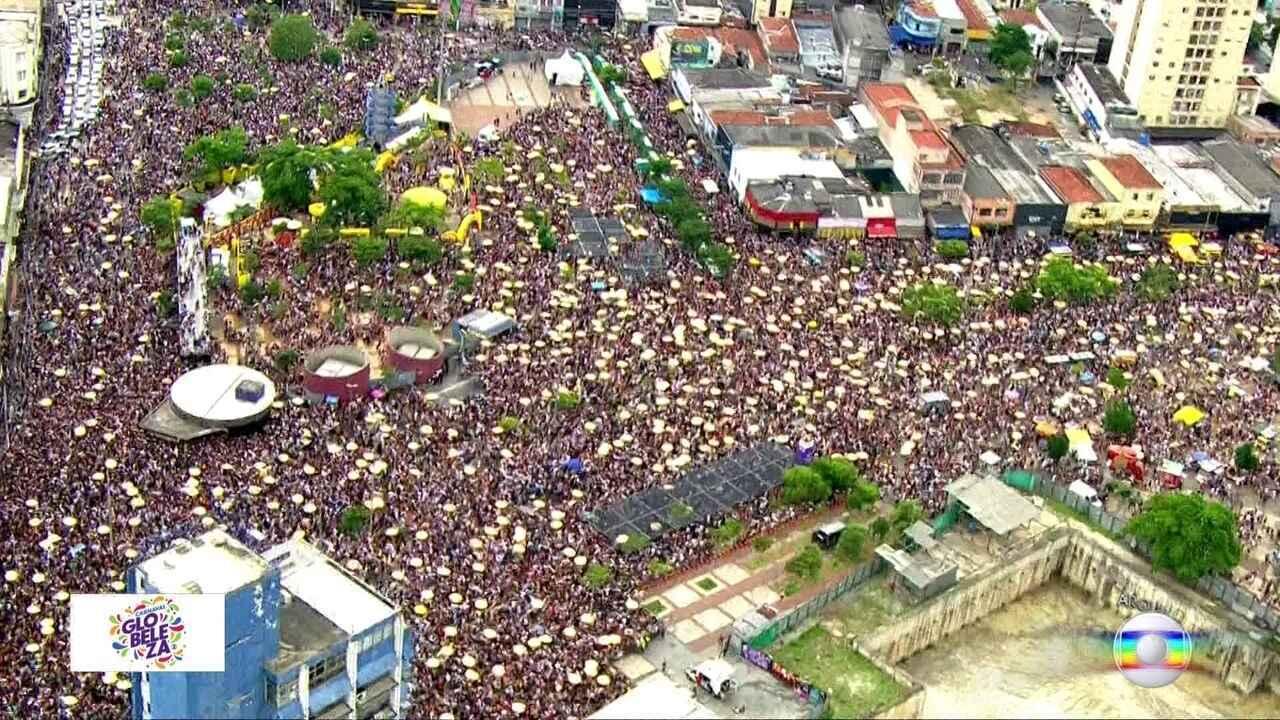 Carnaval de São Paulo terá quase 800 blocos