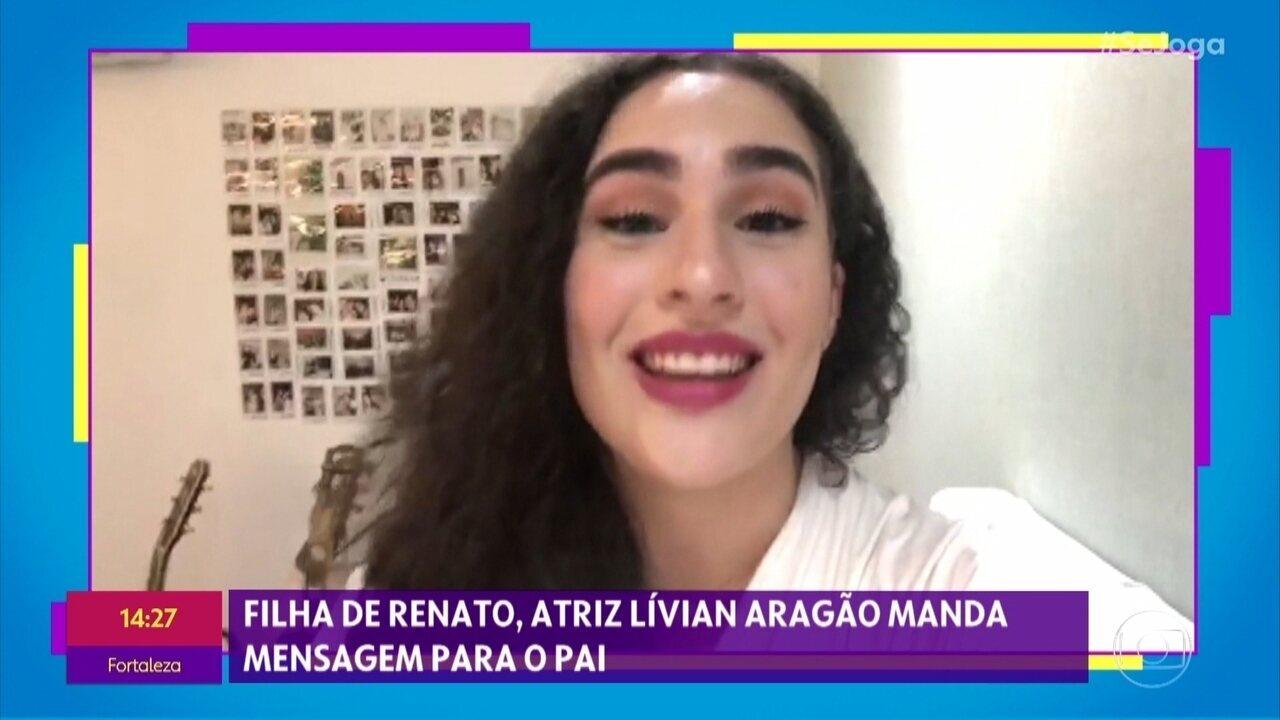 Família de Renato Aragão manda recado para o humorista