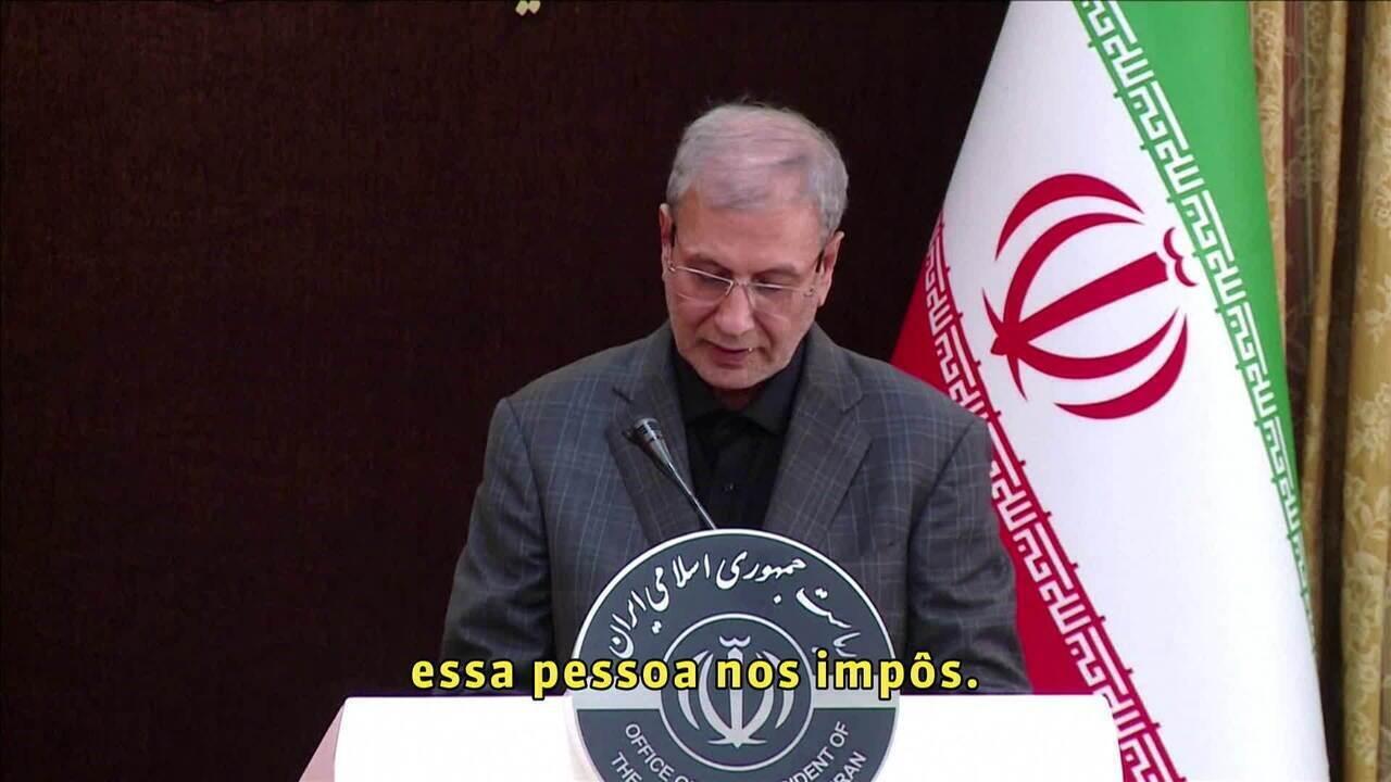 Estados Unidos e Irã trocam farpas pela internet
