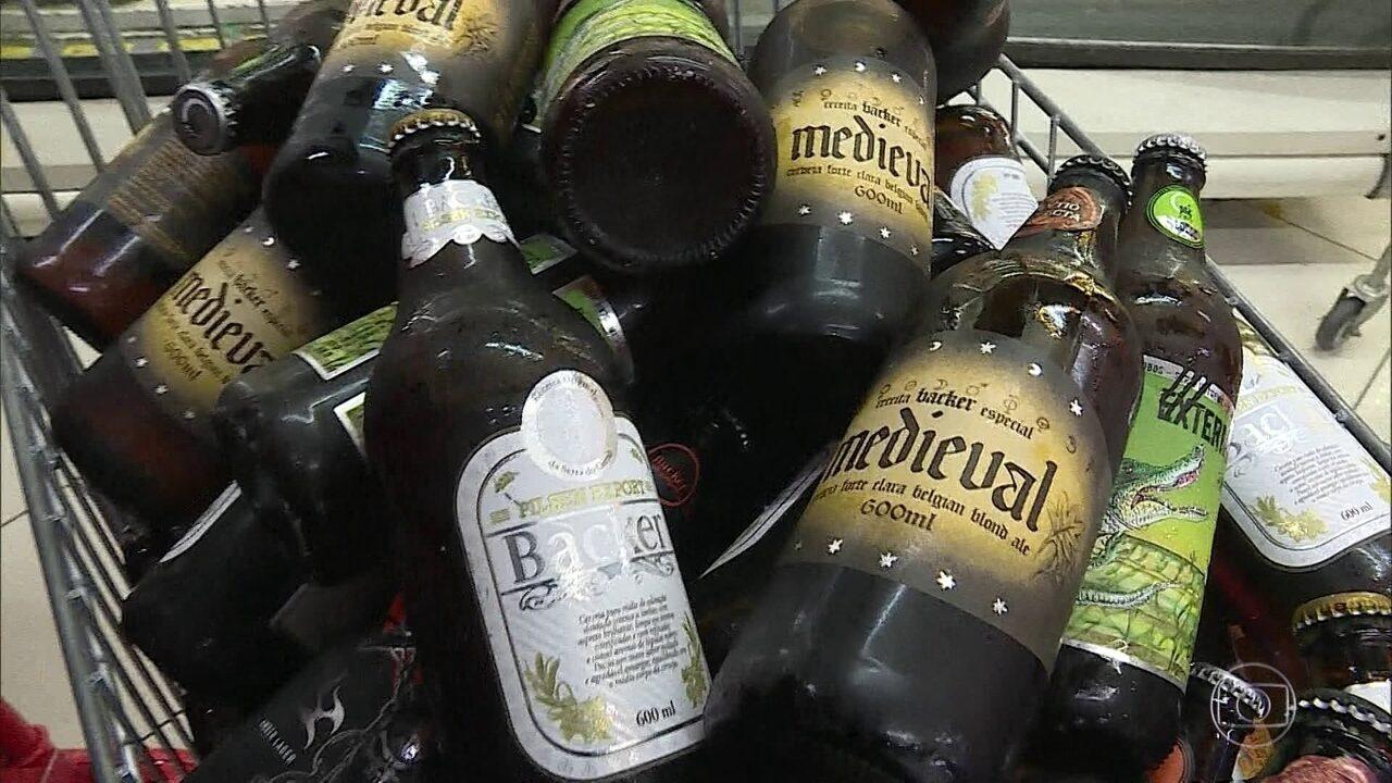 Governo determina que cervejaria Backer faça campanha sobre cervejas contaminadas