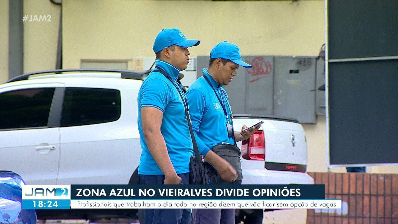 Zona Azul passa a funcionar no bairro Vieralves a partir desta quarta-feira (15)