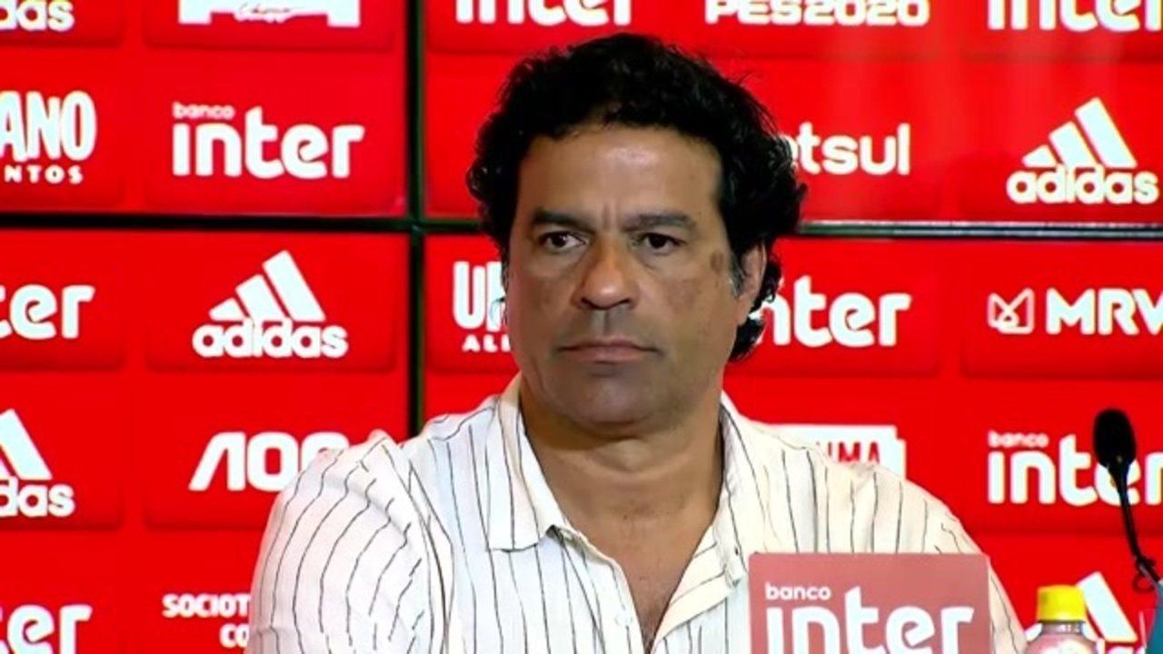 Veja como foi a entrevista dos diretores do São Paulo