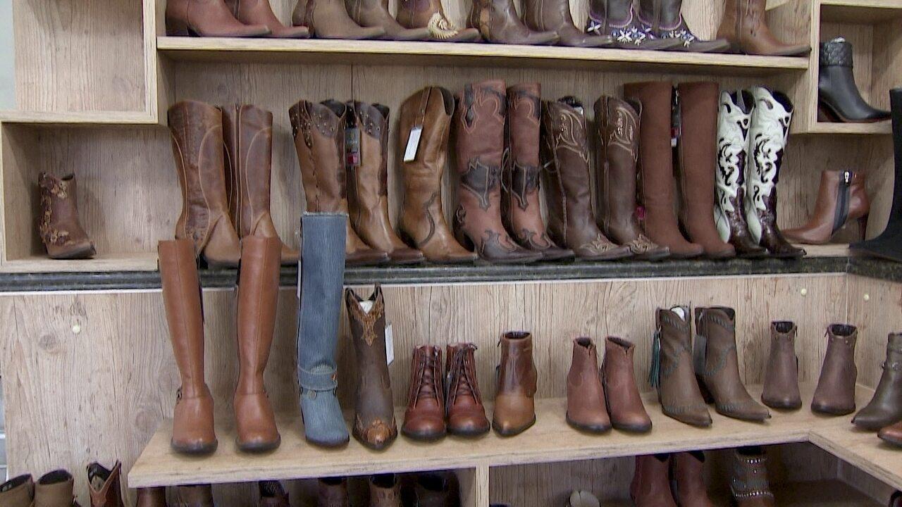 Jovem aprendiz se torna empresário de destaque na indústria de botas country