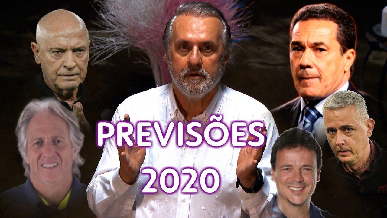 Jorge Jesus cai, Palmeiras com título internacional, interior forte: as previsões do 'vidente boleiro' Robério de Ogum para 2020
