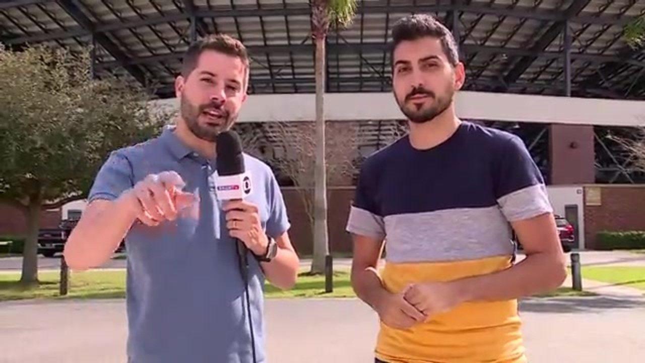 Boletim do Corinthians: repórteres trazem informações do último treino em Orlando