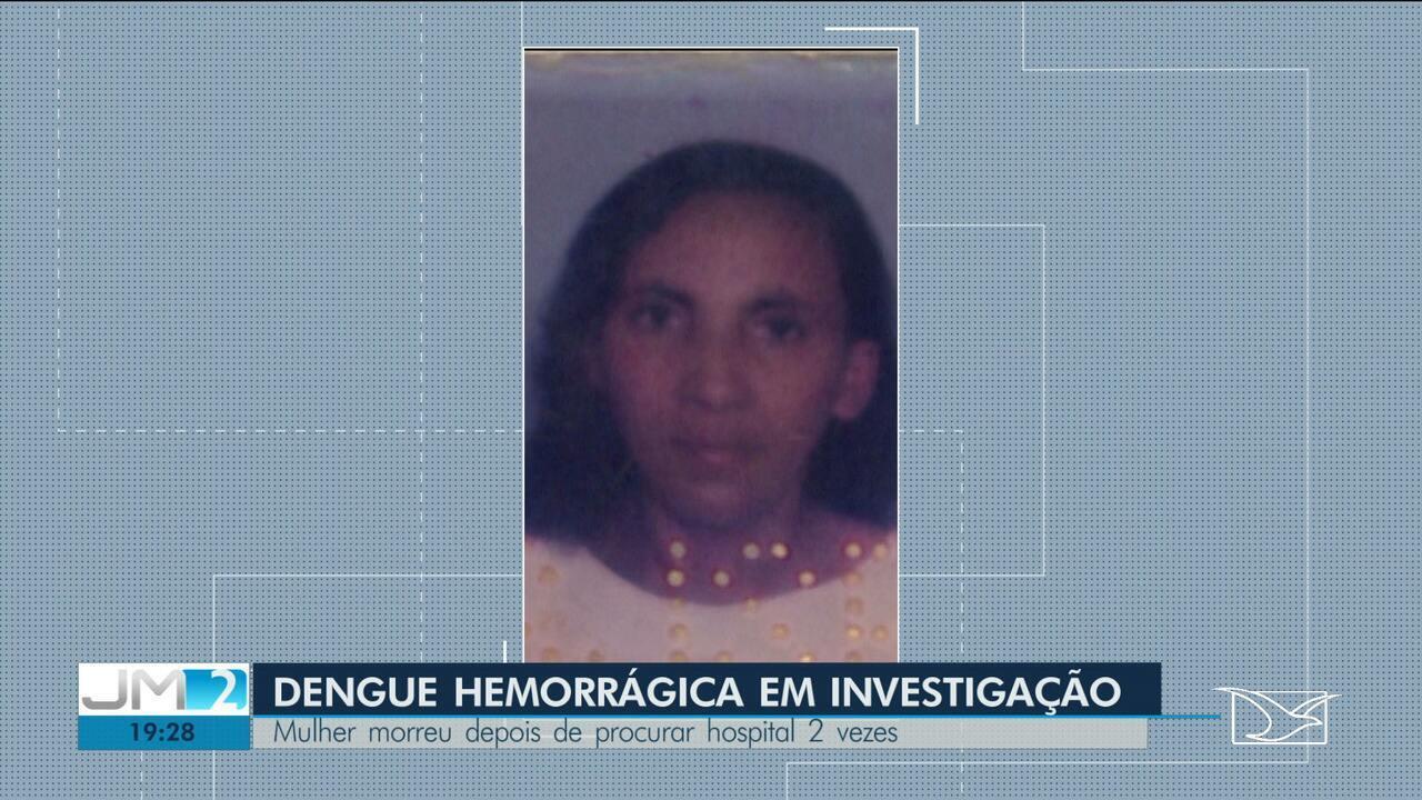 Órgão investiga suspeita de morte por dengue hemorrágica em São Luís