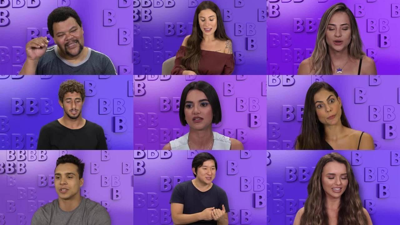 Confira a lista dos participantes do BBB20: Olha a Camarote aí!