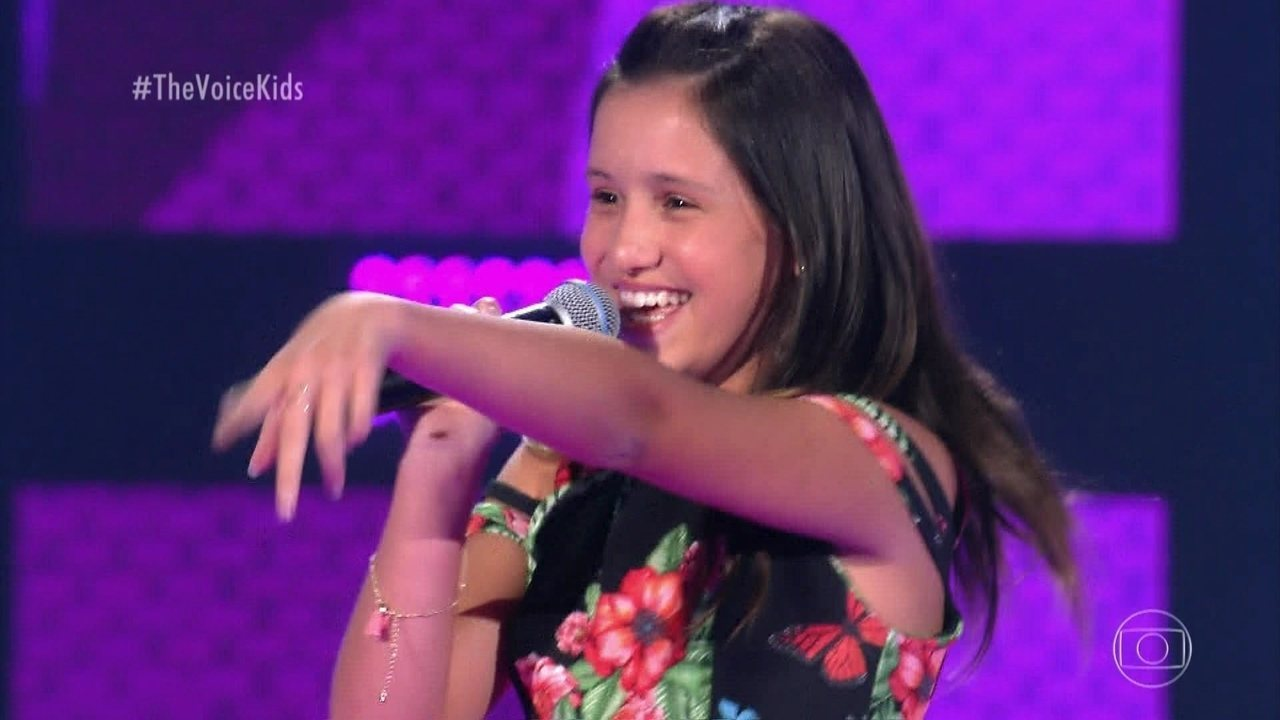 Ana Carolina Julio canta 'Um Anjo do Céu' nas Audições às Cegas