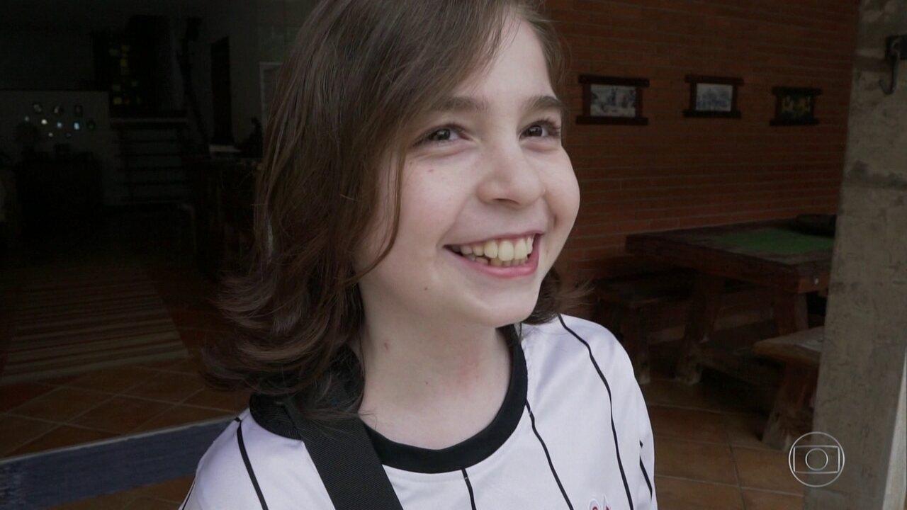 Cirurgia inédita no Brasil: menino se recupera após transplante de coração artificial