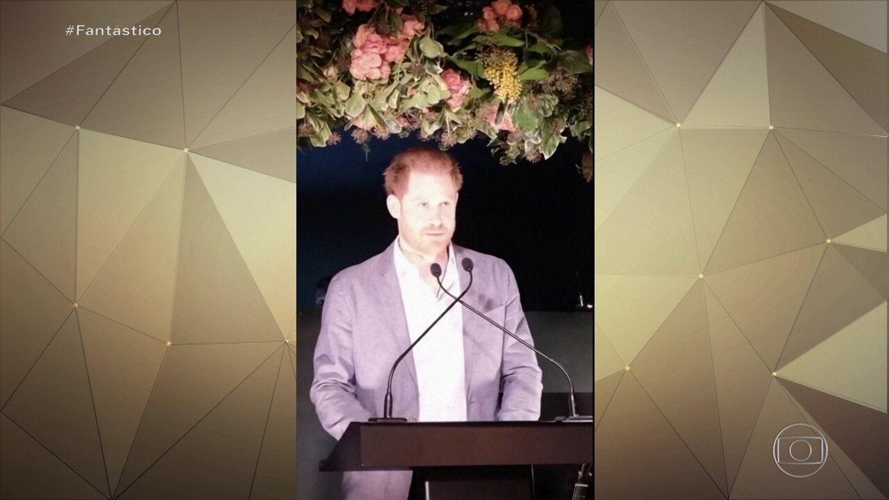 Príncipe Harry fala pela primeira vez após anúncio de que deixará funções na família real